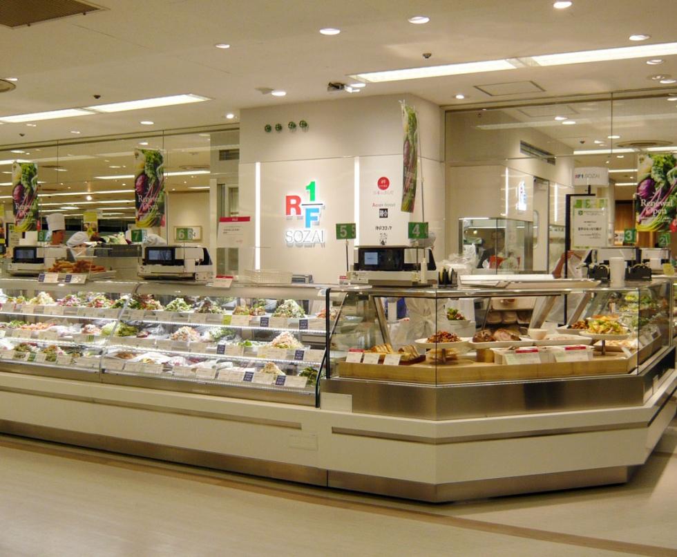 RF1 西武百貨店所沢店