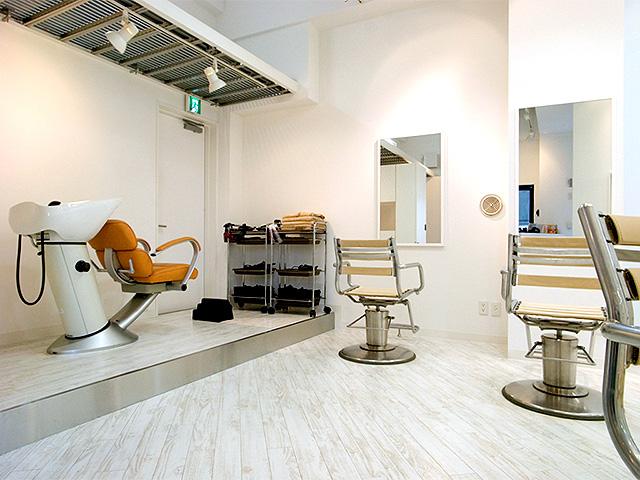 hair salon arche 渋谷
