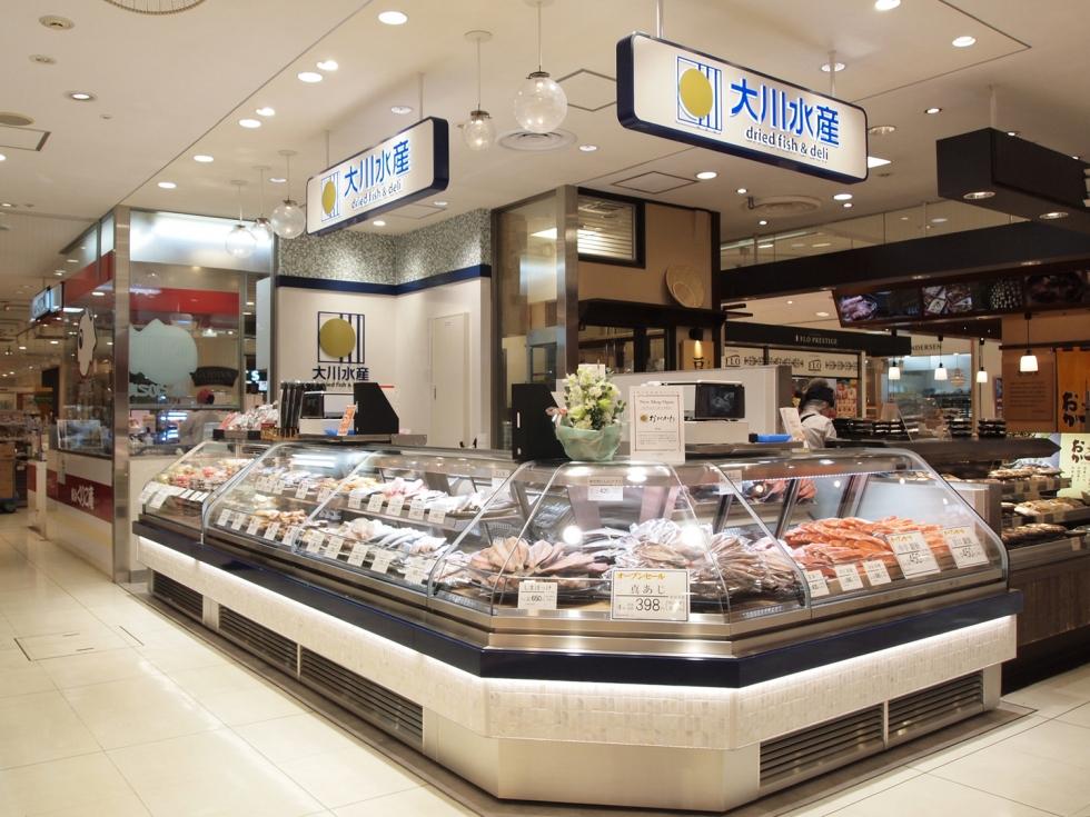 大川水産シャポー本八幡店